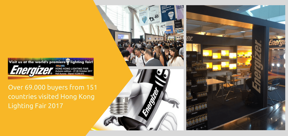Hong Kong Lighting Fair 2017