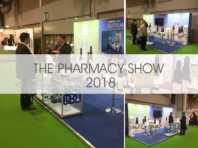 Pharmacy Show Total CBD