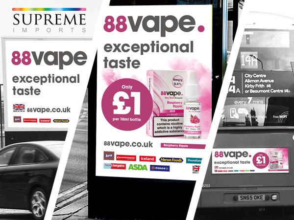 88vape_exceptional taste