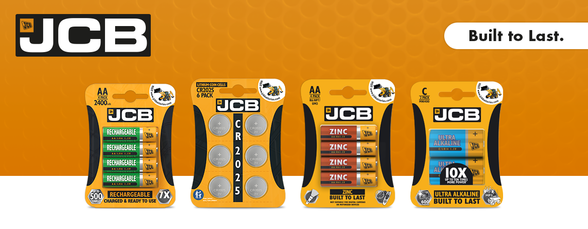 JCB Batteries