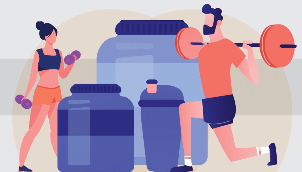 Sports nutrition venture